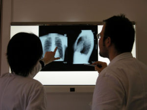 x ray analysis